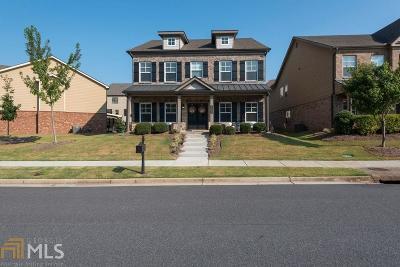 Suwanee Single Family Home New: 4022 Ridge Grove Way