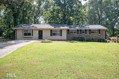 Douglas County Single Family Home New: 4485 Merlin Circle