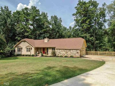 Fayetteville Single Family Home New: 166 County Line Rd