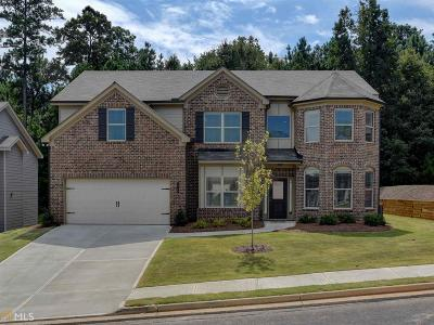 Dacula Single Family Home New: 2967 Cove View Ct #67