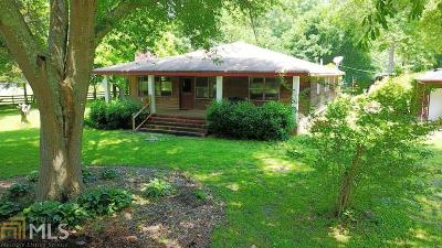 Single Family Home New: 3260 Highway 166