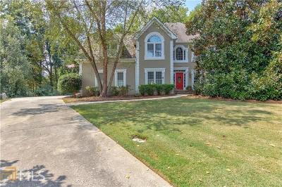 Johns Creek Single Family Home New: 10780 Branham Fields Rd
