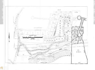 Marietta Residential Lots & Land New: 1788 Shelley Court NE