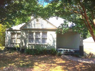 Monroe Single Family Home New: 111 Bold Springs Ave