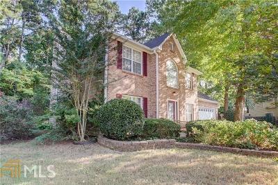 Acworth Single Family Home New: 4650 Webster Way