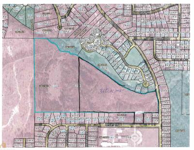 Griffin Residential Lots & Land New: 1331 Maple Dr