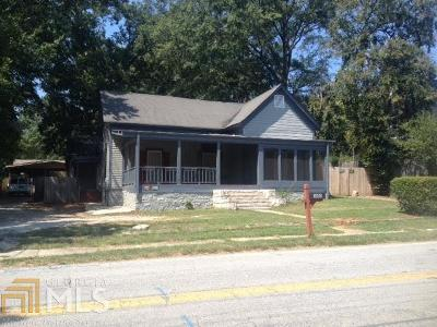 Single Family Home New: 3005 Stone Mountain Street