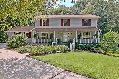 Peachtree City Single Family Home New: 106 Adams Fall