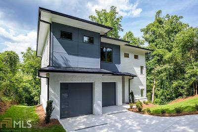 Brookhaven Single Family Home New: 2391 Cortez Way