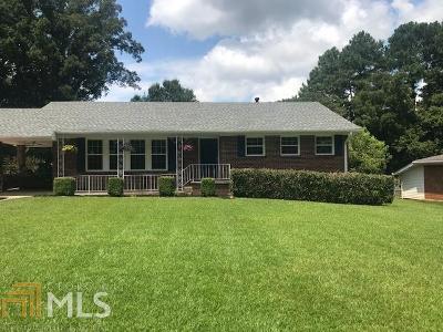 Single Family Home New: 3203 Clifton Church