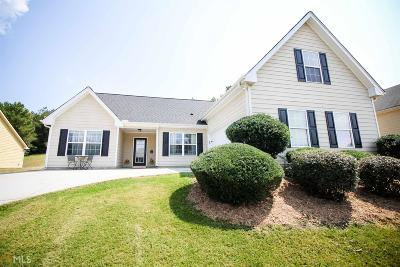 Flowery Branch  Single Family Home New: 6353 Aarons Way