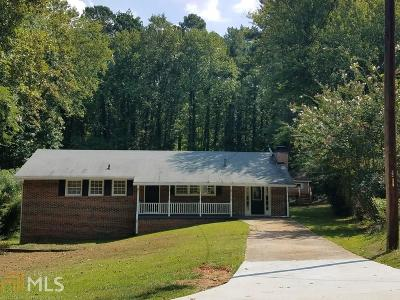 Cobb County Single Family Home New: 1774 Fairview Circle SE