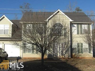 Single Family Home New: 4012 Waldrop Hills Dr