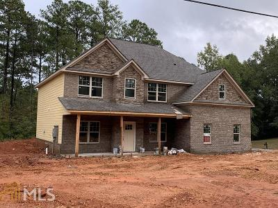 McDonough Single Family Home New: 105 Crown Forest Dr