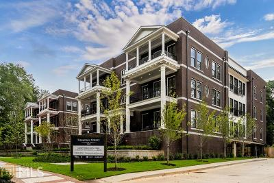 Alpharetta Condo/Townhouse New: 81 Thompson St #102