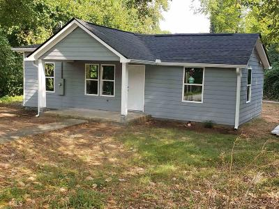 Gainesville Single Family Home New: 290 Crescent Dr