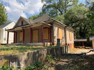 Fulton County Single Family Home New: 883 N Grand Ave