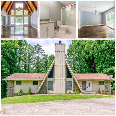 Fulton County Single Family Home New: 3775 Pontovedra Pl.