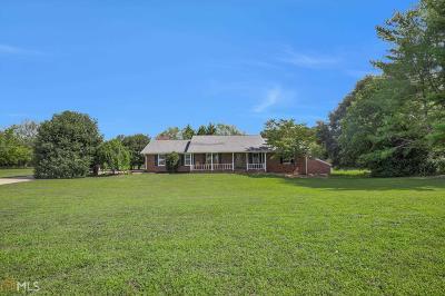 Hart County Single Family Home New: 1066 Mount Olivet Rd