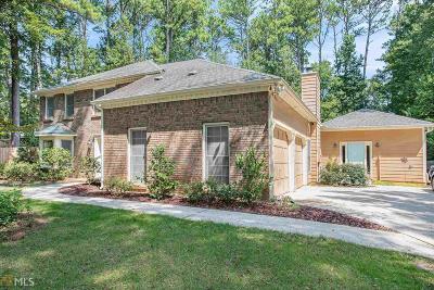 Peachtree City Single Family Home New: 122 Rockspray