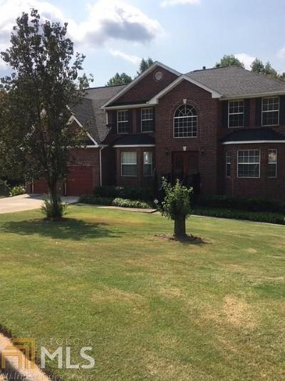 Cobb County Single Family Home New: 6074 Pavestone
