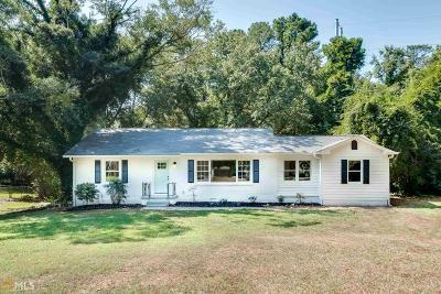 Fulton County Single Family Home New: 1964 E Cedar Lane