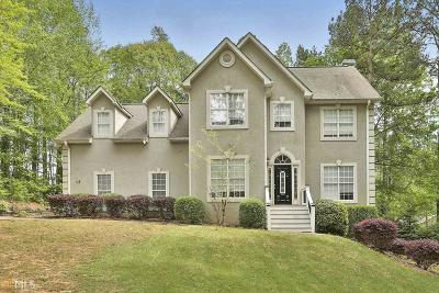 Newnan Single Family Home New: 15 Fawn Ridge