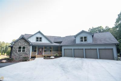 Blairsville Single Family Home New: 122 Loop View Ln