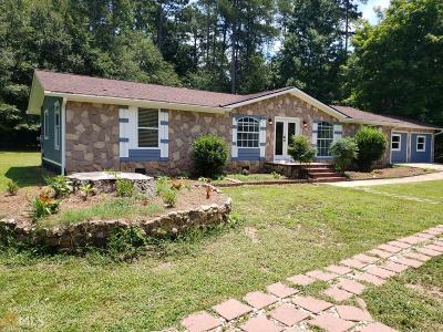 McDonough Single Family Home New: 15 Jake Lewis Dr