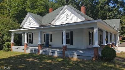 Winder Single Family Home New: 229 Rockwell Church Rd