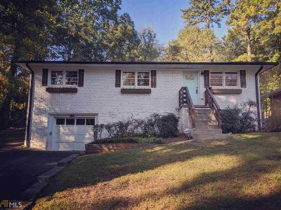 Fulton County Single Family Home New: 2405 Jefferson Ter
