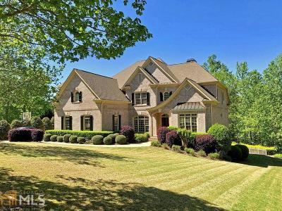 Suwanee Single Family Home New: 9080 Bedford Way