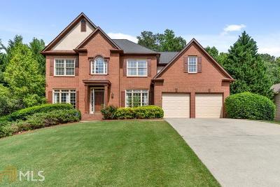 Alpharetta Single Family Home New: 1020 Windhaven Drive