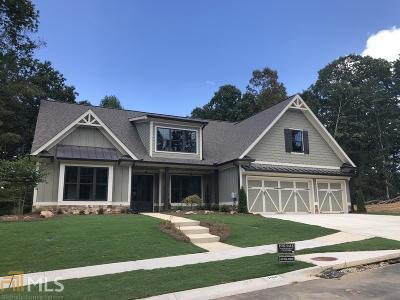 Gainesville Single Family Home New: 7154 Bluebird Cv