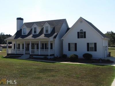 Williamson Single Family Home New: 78 Williamson