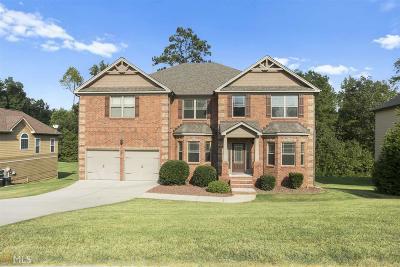 Douglasville Single Family Home New: 4471 Ridge Mill Ter