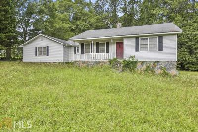 Griffin Single Family Home New: 305 Martin Rd