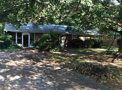 Griffin Single Family Home New: 1406 Canterbury