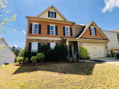 Dallas GA Single Family Home New: $249,900