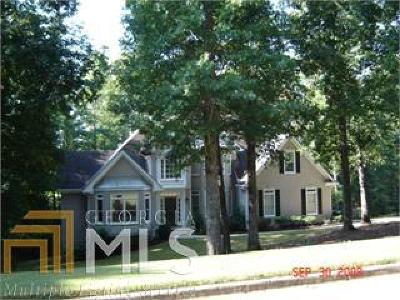 Mcdonough Single Family Home New: 4620 SW Amber Dr
