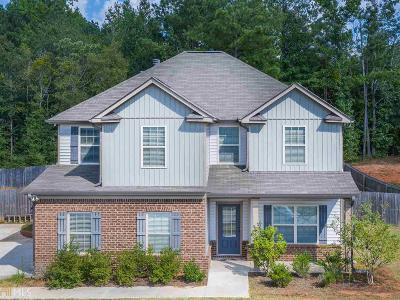 Mcdonough Single Family Home New: 1248 Foxcreek Dr