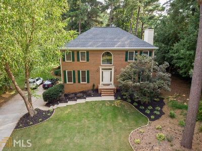 Snellville Single Family Home New: 1600 Greyfield Trce