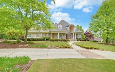 Braselton Single Family Home New: 5352 Legends Dr