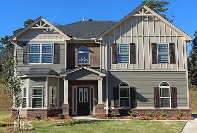 Covington Single Family Home New: 285 Silver Ridge Road