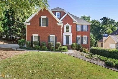Suwanee Single Family Home New: 4399 Silver Peak Pkwy