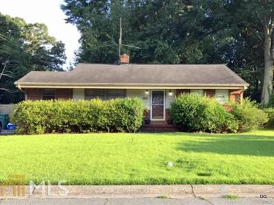 Smyrna Single Family Home New: 1194 Oakview Dr