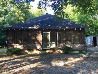 Monroe Single Family Home New: 121 W Marable St