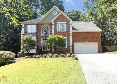Roswell Single Family Home New: 325 Camber Woods Ct