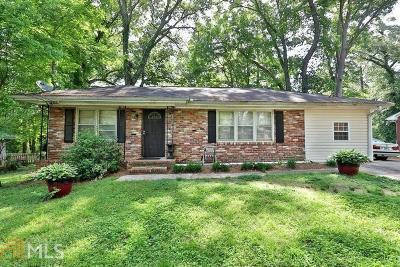 Smyrna Single Family Home New: 3565 Drucilla Pl
