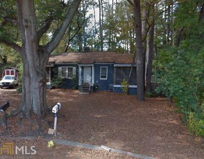 Marietta GA Multi Family Home New: $130,000